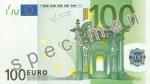 100 Eurų.