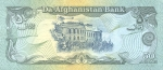 50 Afganistano afganių.