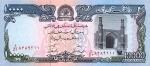 10000 Afganistano afganių.
