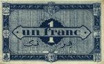 1 Alžyro frankas.