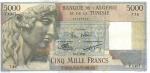 5000 Alžyro frankų.
