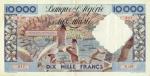 10000 Alžyro frankų.