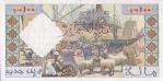 100 Alžyro naujųjų frankų.