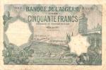 50 Alžyro frankų.
