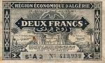 2 Alžyro frankai.