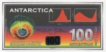 100 Antarktidos dolerių.