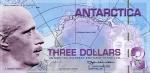 3 Antarktidos doleriai.