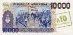 10 Argentinos australų.