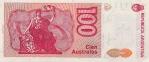 100 Argentinos australų.