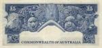5 Australijos svarai.