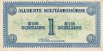 1 Austrijos šilingas.