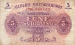 5 Austrijos šilingai.