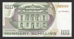 100 Austrijos šilingų.