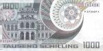 1000 Austrijos šilingų.