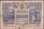 50 Austrijos kronų.