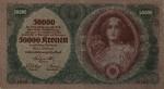 50000 Austrijos kronų.