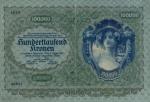 100000 Austrijos kronų.