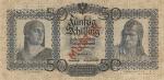 50 Austrijos šilingų.