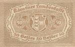 50 Austrijos helerių.