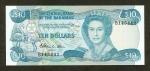 10 Bahamų dolerių.