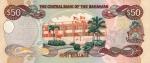 50 Bahamų dolerių.