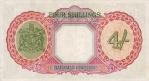 4 Bahamų šilingai.