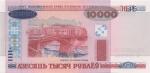 10000 Baltarusijos rublių.