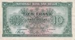 10 Belgijos frankų.