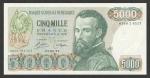 5000 Belgijos frankų.