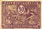 50 Belgijos sentimų.