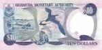 10 Bermudos dolerių.