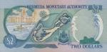 2 Bermudos doleriai.