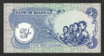 5 Biafros šilingai.