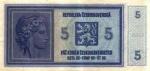 5 Bohemijos ir Moravijos korunos.