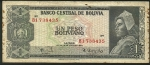 1 Bolivijos pesas.