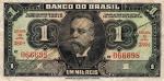 1000 Brazilijos realų.