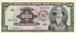 10000 Brazilijos kruzeirų.