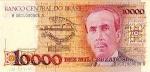 10000 Brazilijos kruzadų.