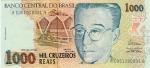 1000 Brazilijos kruzeirų realų.