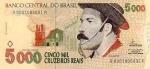 5000 Brazilijos kruzeirų realų.