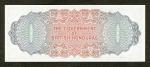 5 Britų Hondūro doleriai.