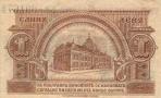 1 Bulgarijos sidabrinių levų.