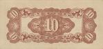 10 Burmos Kijato centų.