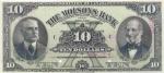 10 Kanados dolerių.