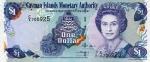 1 Kaimanų salų doleris.