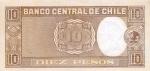 10 Čilės pesų.