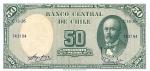 50 Čilės pesų.