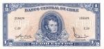 0,5 Čilės eskudo.