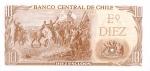 10 Čilės eskudų.