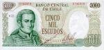 5000 Čilės eskudų.